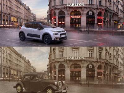 CITROËN C3 ORIGINS ET TRACTION AVANT